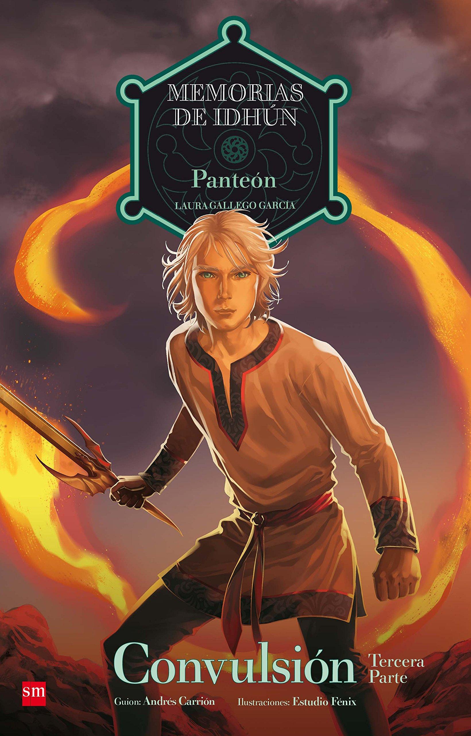 Memorias de Idhún: Panteón. Convulsión [3ª parte]. Cómic: 13