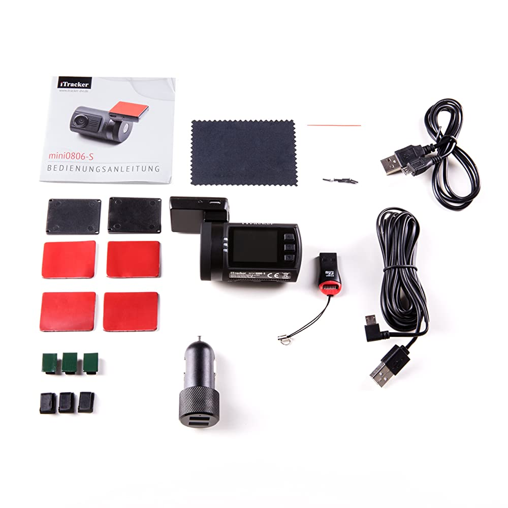 Itracker Mini Dashcam