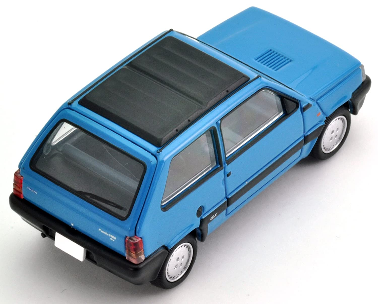 Amazon.com: Tomica Limited Vintage Neo 1/64 LV-N131a Fiat Panda CLX (blue): Toys & Games
