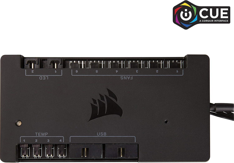 Corsair Hydro X Series, XC7 RGB, CPU Bloque de Refrigeración Líquida (115X/AM4) - Negro + XG7 RGB GPU Bloque de Refrigeración Líquida (2080 TI FE) + XD5 RGB, Pack de Bomba/Depósito +