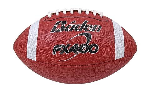 Baden Sewn Rubber - Balón de fútbol Americano: Amazon.es: Deportes ...