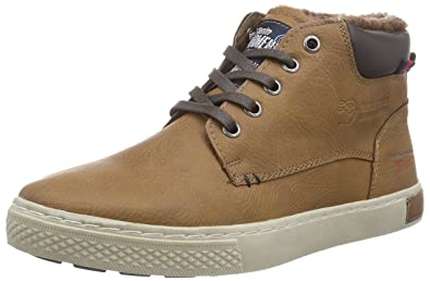 more photos 653c5 62d1b Tom Tailor Herren Hohe Sneakers