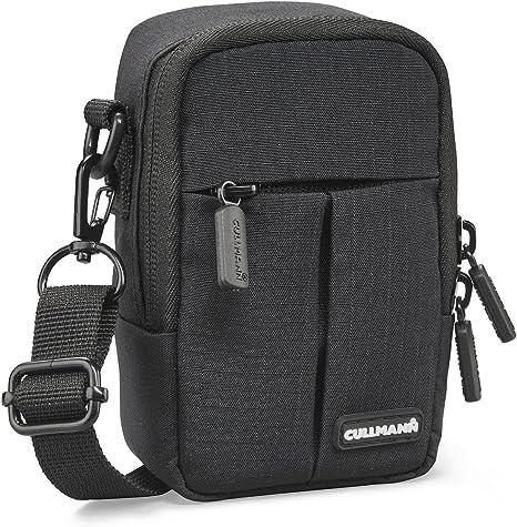 7 x 12 x 5 cm Gr/ün Cullmann Malaga Kompakt 400 Kameratasche f/ür Kompaktkamera
