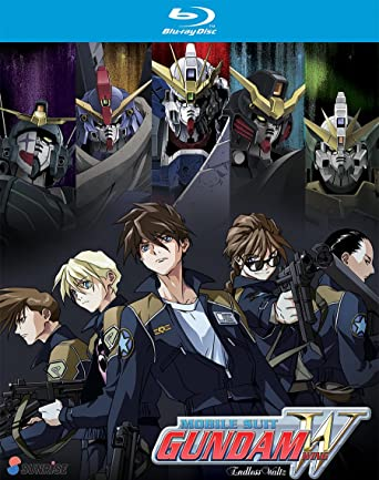 gundam wing hd remastered episode 1