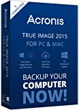 Acronis True Image 2015 for PC and Mac (3-User)