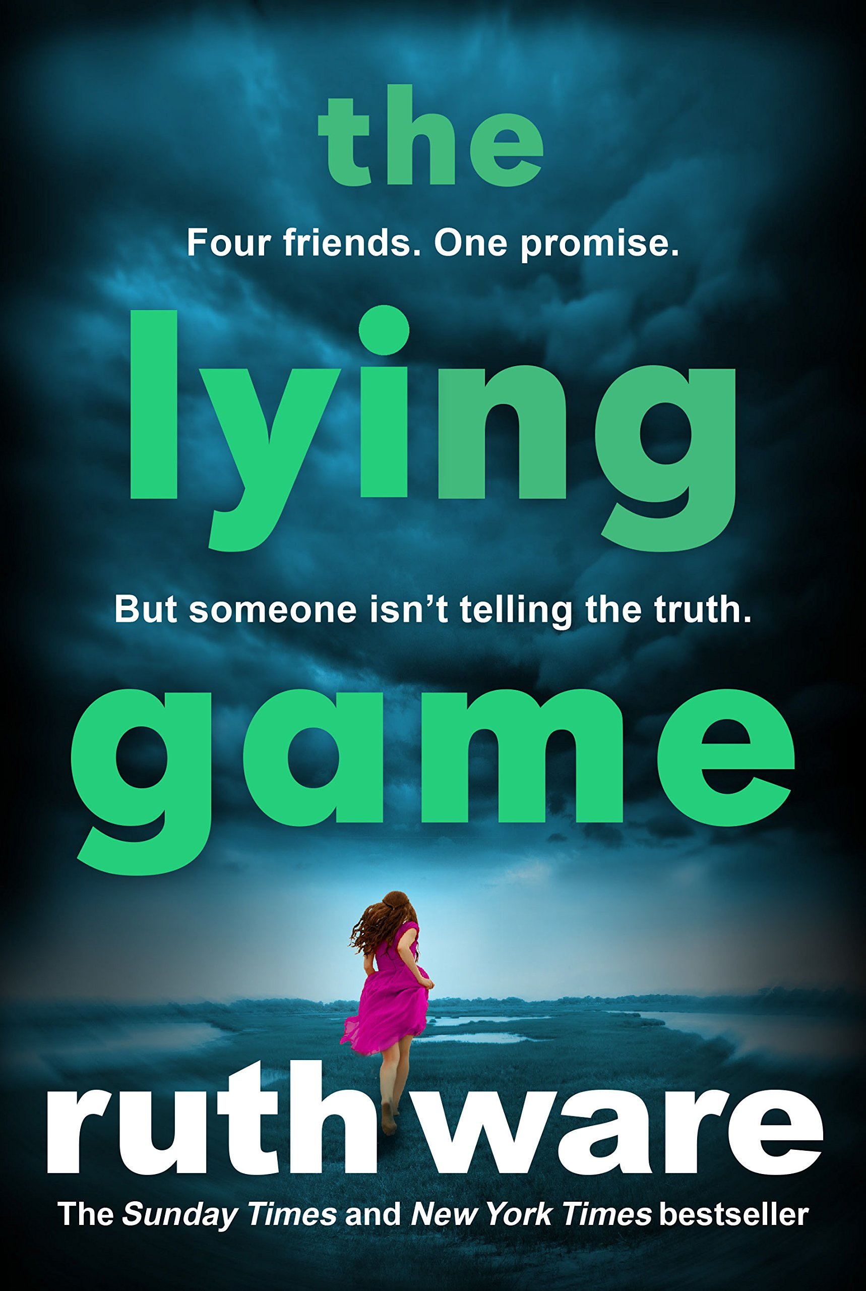 The Lying Game Ruth Ware 9781911215011 Books Amazonca