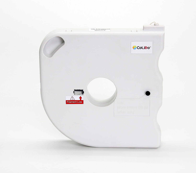 CoLiDo - Cartucho de filamento de impresora 3D ABS de 1,75 mm (500 ...