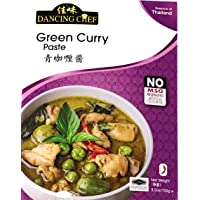 Dancing Chef Green Curry Paste, 100g