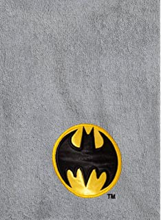 Batman Embroidered Bath Towel