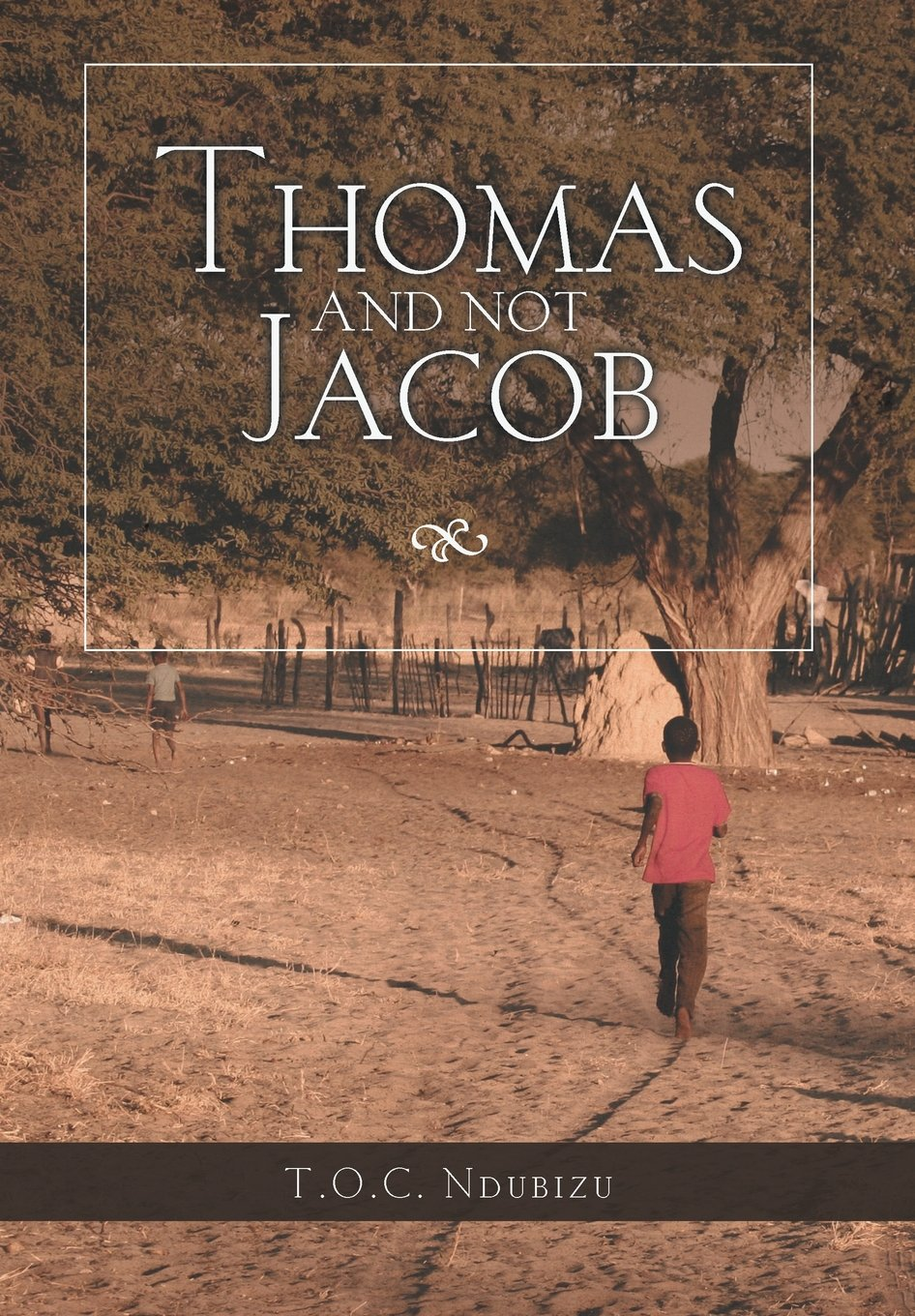 Download Thomas and Not Jacob: A Story of Grit and Good Happenstance PDF