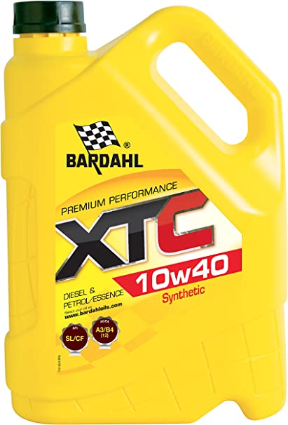 Bardahl Aceite 36243 XTC 10W40, semisintético, A3/B4-12 (VL ...