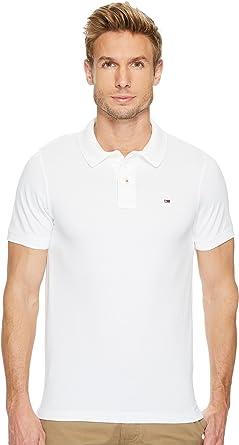 Camisa Polo para hombre de mezclilla, marca Tommy Hilfiger, con ...
