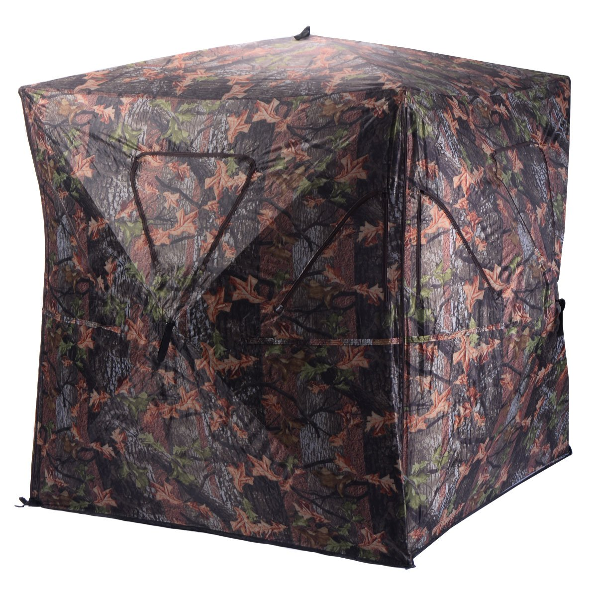 deer ch duck tree ground portable blinds archery tent real camo hunting itm turkey hunt blind