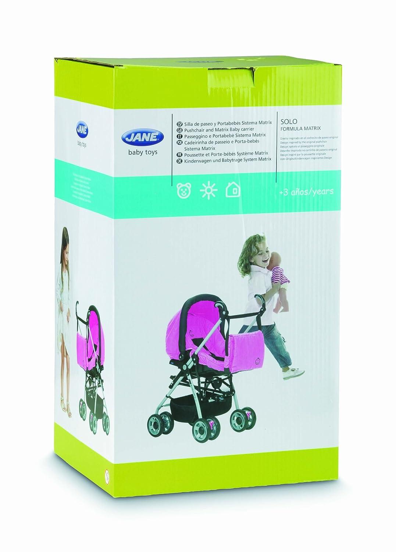 Amazon.es: Jane - Sillita de Paseo para muñecos, Color Rosa ...