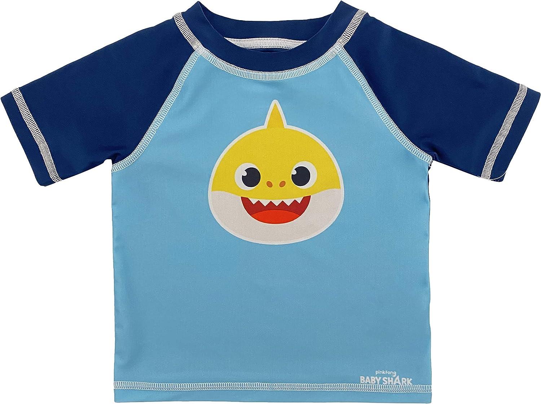 Dreamwave Infant Boy Baby Guard Rashguard Swim Shirt