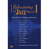 Rehearsing the Jazz Band - Resource Book: Includes Suggested Jazz Charts from Each Author book cover