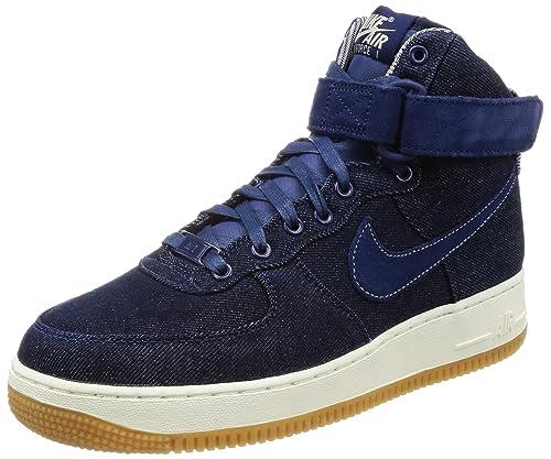 hot sale online 2e687 4d79c Nike WMNS AIR Force 1 HI SE Mens Fashion-Sneakers 860544-400 8 - Binary