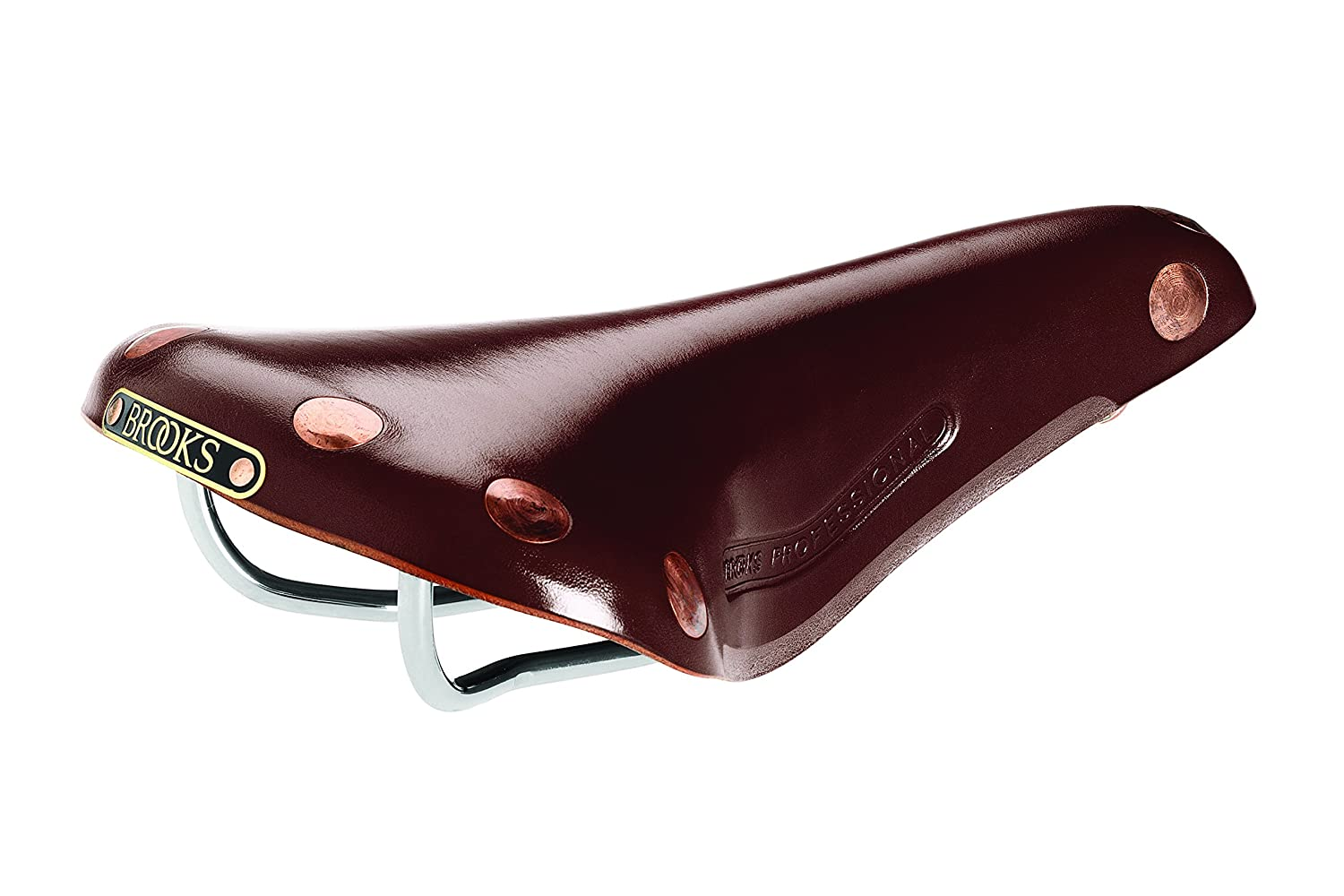Associated product image for Brooks Saddles Men's Team Pro Bike Saddle