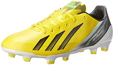 94e872d1fb4 adidas F30 TRX FG G65383 Yellow Black Green White Synthetic Men s Soccer  Cleats
