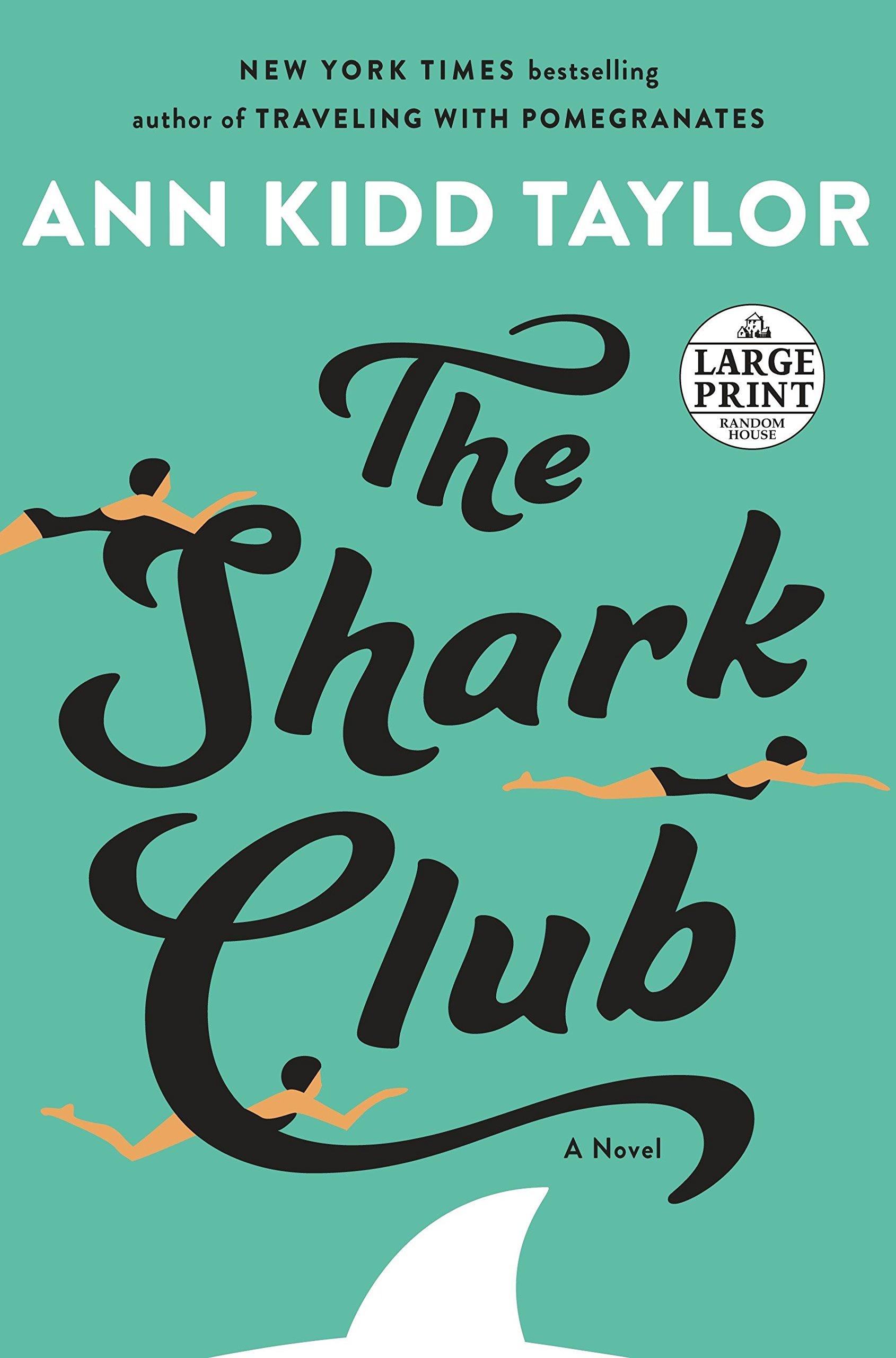 Download The Shark Club (Random House Large Print) pdf