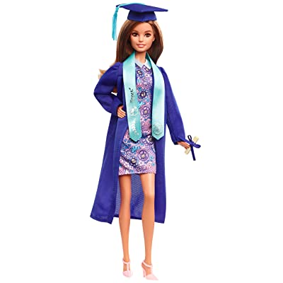 Barbie Graduation Celebration Fashion Doll: Toys & Games