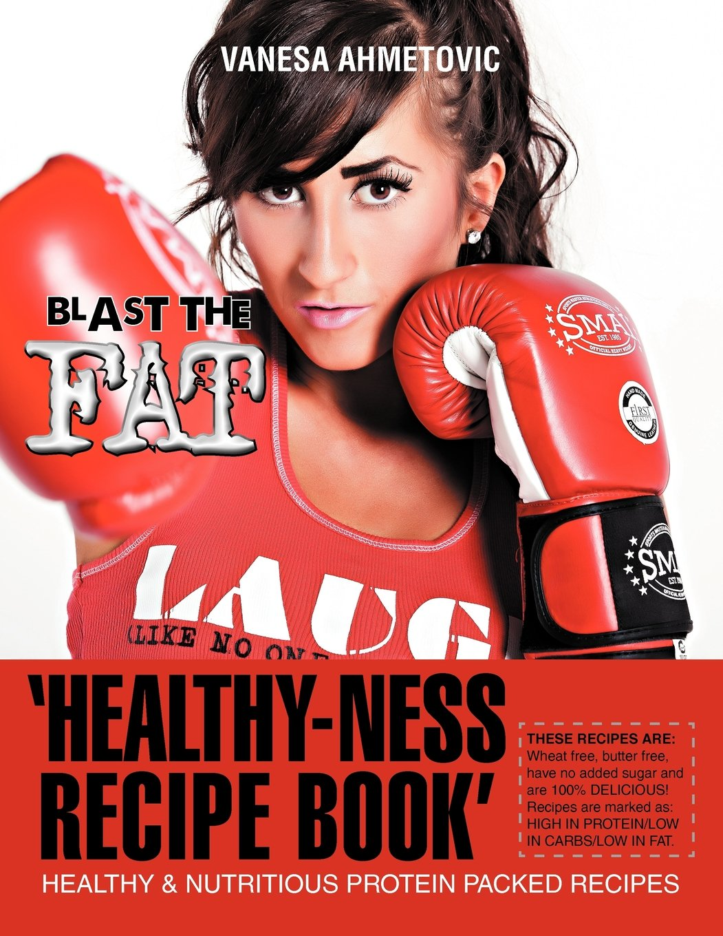 'Healthy-ness Recipe Book': Healthy & Nutritious Protein Packed Recipes PDF