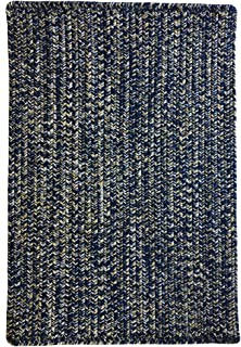 product image for Capel Rugs Team Spirit Area Rug, 8' x 11', Navy Gold