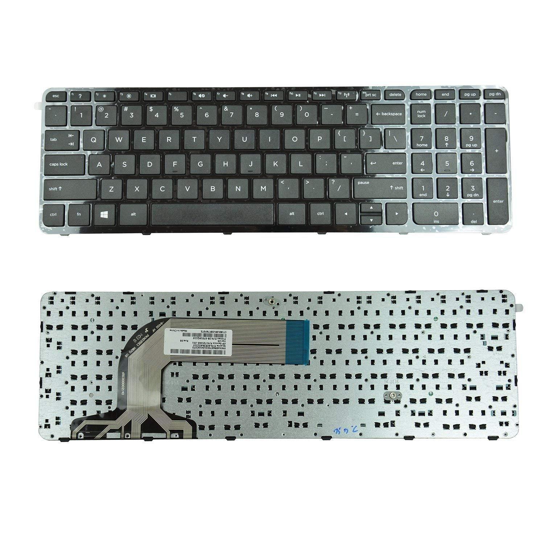 New Laptop US Keyboard For HP Pavilion 17-e002xx 17-e009wm 17-e010us No Frame