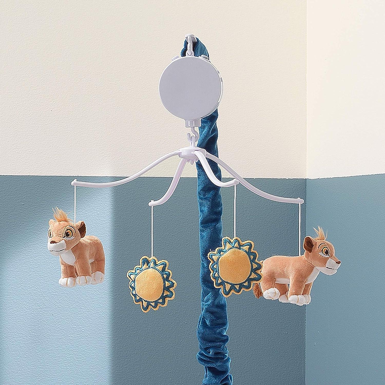 Amazon.com: Lambs & Ivy - Cuna para bebé de Disney con ...
