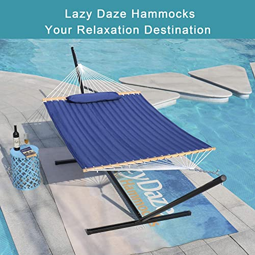 Lazy Daze Hammocks Quilted Fabric Hammock