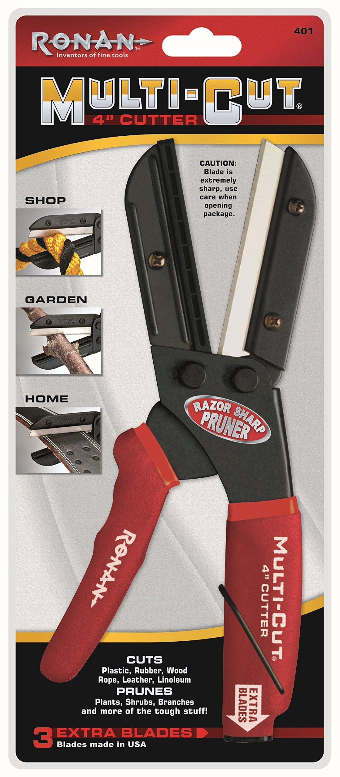 Ronan 401 Multi-Cut 4'' Cutter