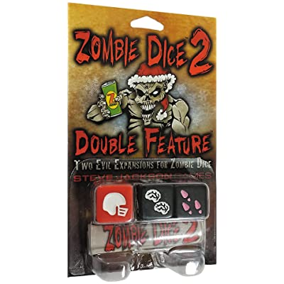 Zombie Dice 2 - Double Feature: Toys & Games