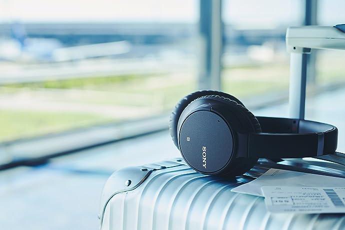 SONY 索尼 WH-CH700N 头戴式 无线蓝牙主动降噪耳机 4.4折$88 两色可选 海淘转运到手约¥654