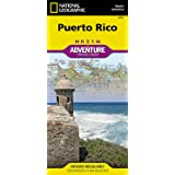 Puerto Rico (National Geographic Adventure Map, 3107)