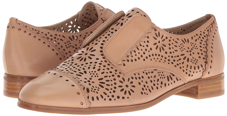 Via Spiga Women's V-Eliza Oxford B01MRUKTAK 6 B(M) US Blush Leather