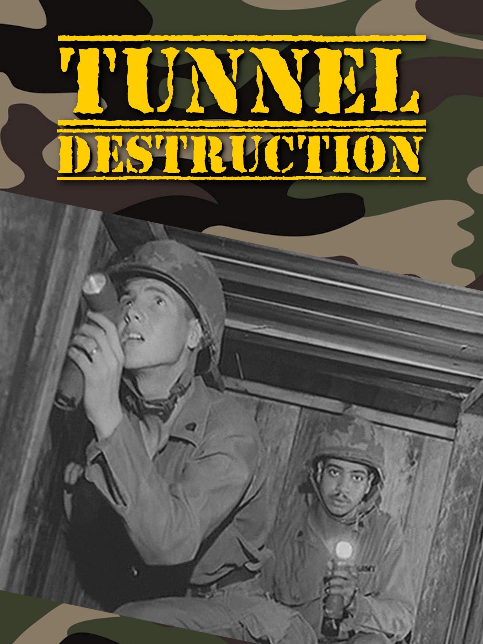 Tunnel Destruction on Amazon Prime Video UK