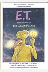 E.T. Storybook Green Hardcover