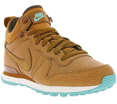 lowest price 1f0c6 77123 ... buy nike wmns internationalist mid leather schuhe damen sneaker  turnschuhe braun 859549 200 d3c4a ef366