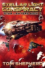 Stellar Light Conspiracy (Star Lawyers) Paperback