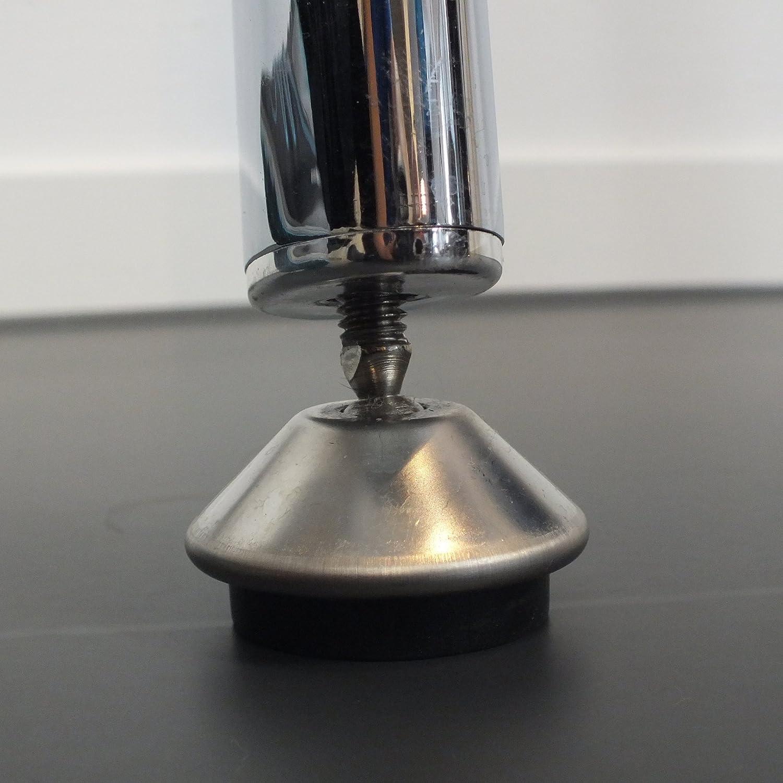 Kela 21985 Handtuchhalter, 2 Stangen, Rostfrei, Verchromtes Metall, Metall, Metall, 88 cm Höhe, Lunis, Chrom B0081PW2E8 Handtuchhalter & -stangen 8e9dd2