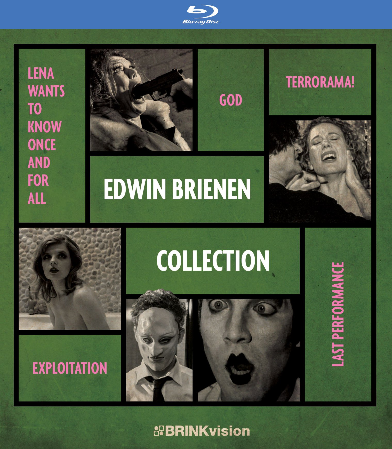 Blu-ray : Edwin Brienen Collection (2PC)