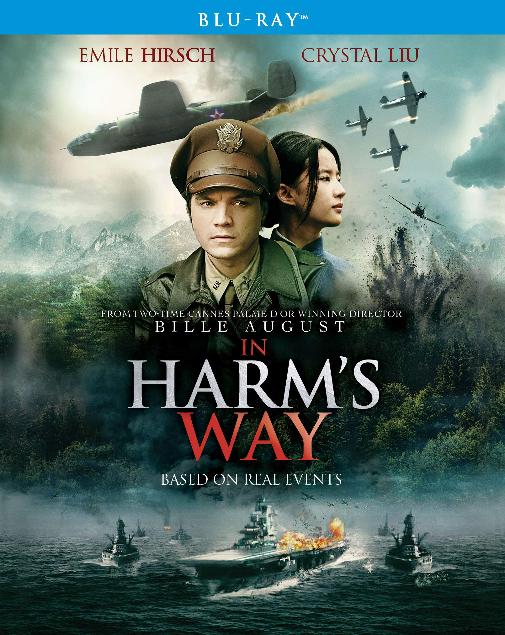 Blu-ray : In Harm's Way (Widescreen)