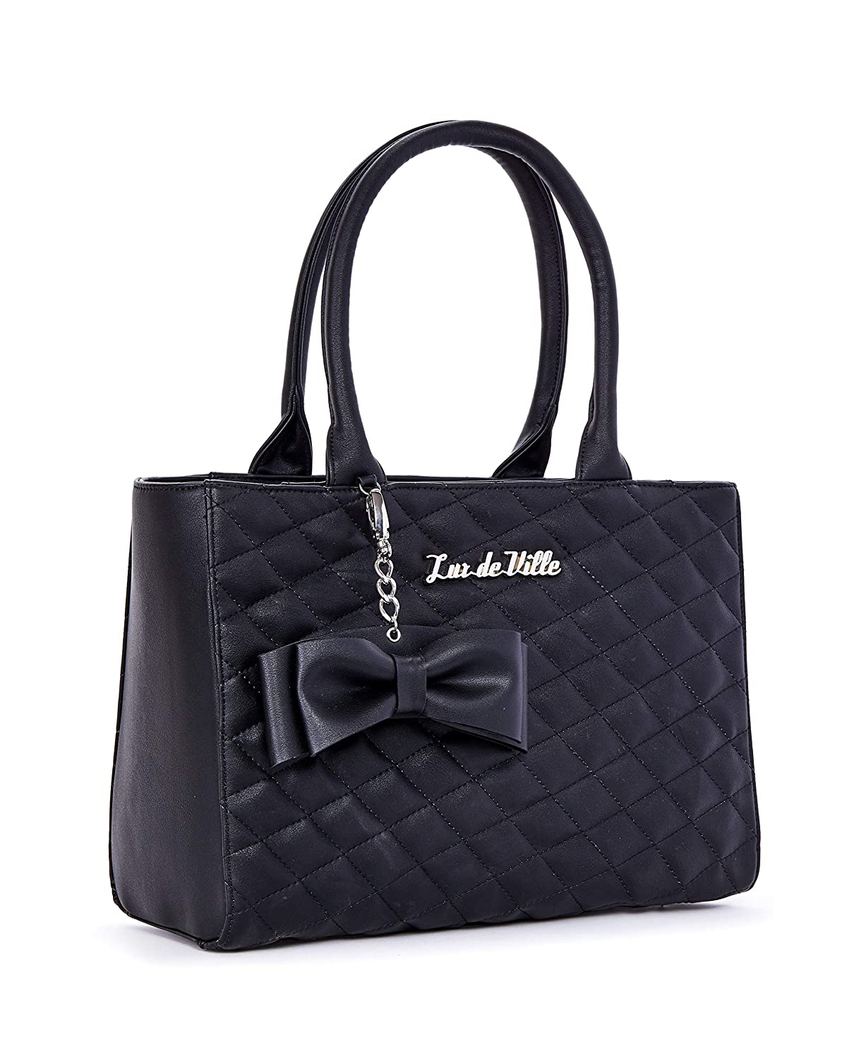 Black Sweet Pea Tote Black Matte  Limited Edition