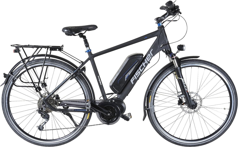 fischer Proline EVO Eth 16077 19213-7 Bicicleta eléctrica para Hombre, 9 Marchas, 28