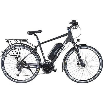 Das Fischer E-Bike Proline EVO ETH 1607 kann eine Reichweite von 140 km erreichen.