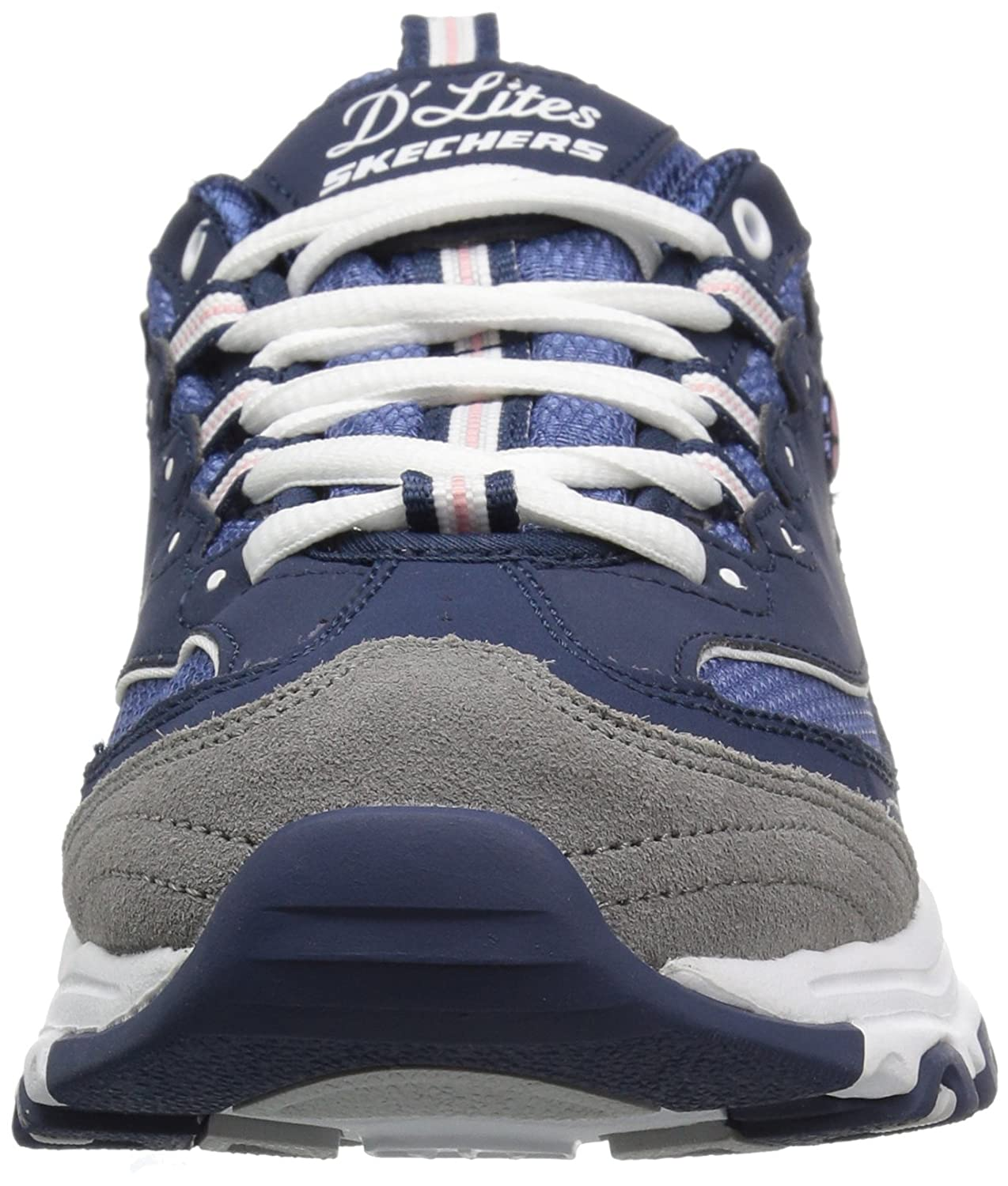 Skechers-D-039-Lites-Women-039-s-Casual-Lightweight-Fashion-Sneakers-Athletic-Shoes thumbnail 142