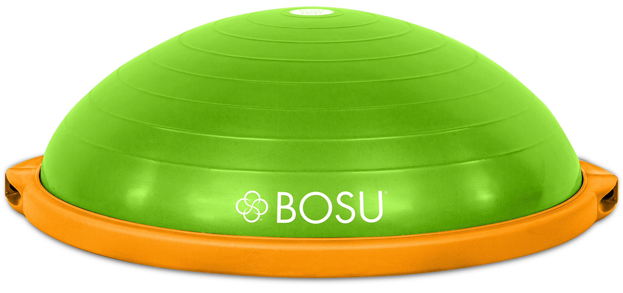 Bosu Balance Trainer, 65cm The Original - Lime Green/Orange