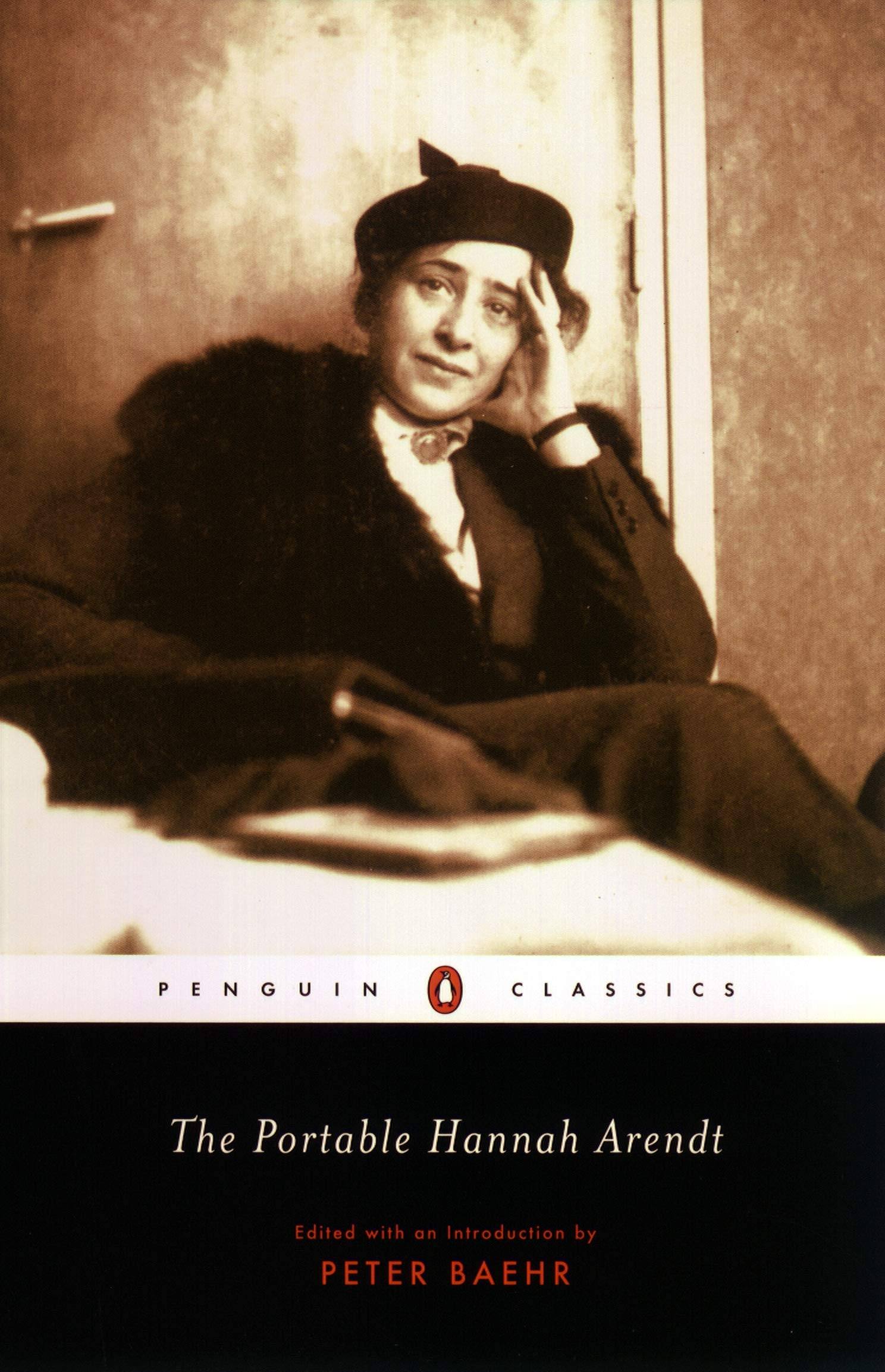 The Portable Hannah Arendt  Penguin Classics