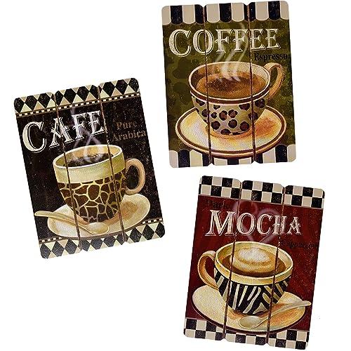Espresso Kitchen Decor: Coffee Decorations For Kitchen: Amazon.com