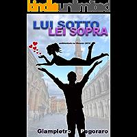 LUI SOTTO, LEI SOPRA. (CHEF Vol. 1) (Italian Edition) book cover